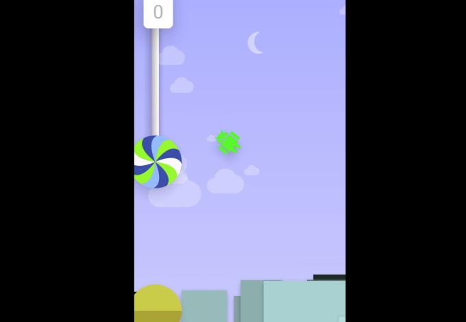 Google, kendi Flappy Bird'ünü yaptı