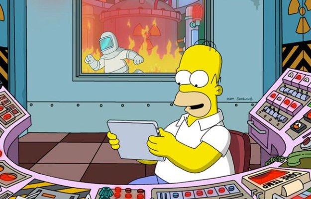 The Simpsons için yayınlanacak yeni uygulama keşke bize de açık olsa!