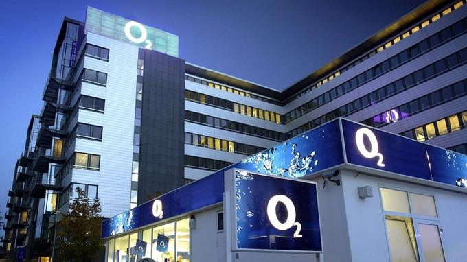İngiliz GSM operatörü O2