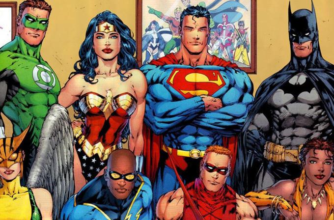 Galeri: 7 Süper kahraman filmi geliyor