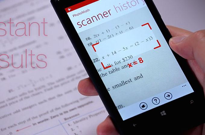 Bu uygulama, gördüğü matematik problemlerini anında çözüyor