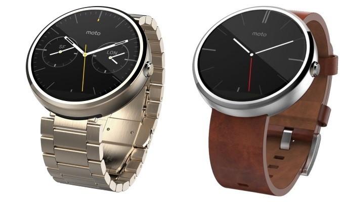 Moto 360 Akıllı saatin yeni neslinden ilk görüntü mü?