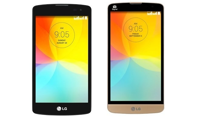 LG iki orta segment telefon duyurdu