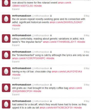 Dixon'ın Twitter adresi