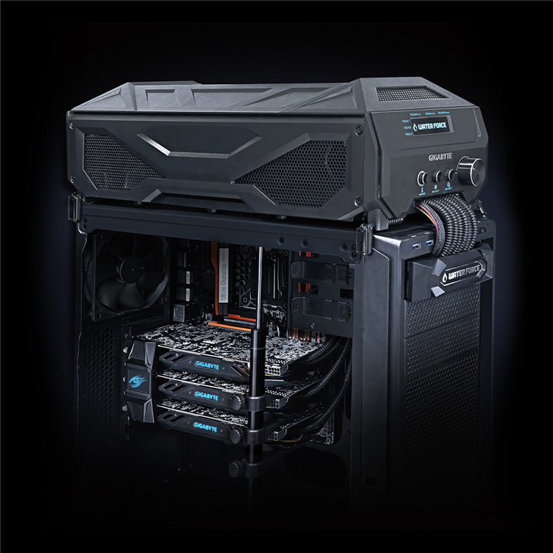 GeForce GTX 980 WaterForce Tri-SLI