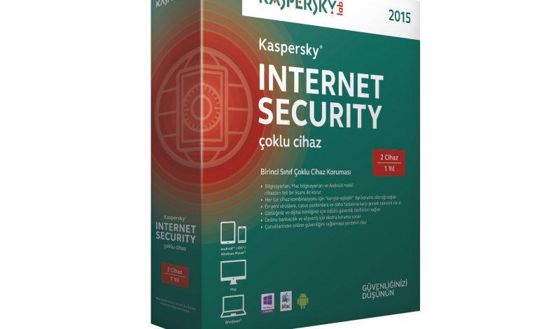Kaspersky Internet Security Çoklu cihaz 2015 tanıtıldı