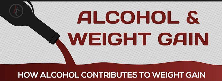İnfografik: Alkolün kilonuza ne kadar etkisi var