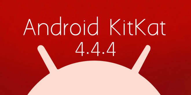 Android-4.4.4-KitKat Galaxy-S5