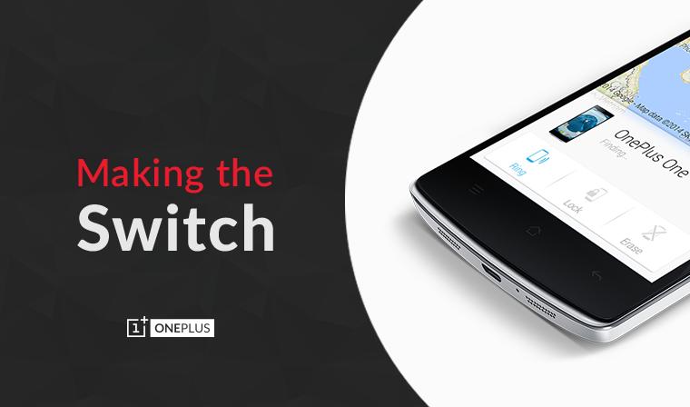 OnePlus One, iOS'tan geçecekler için bir rehber hazırladı