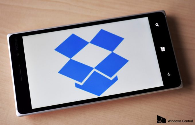 Dropbox Windows Phone'a geliyor