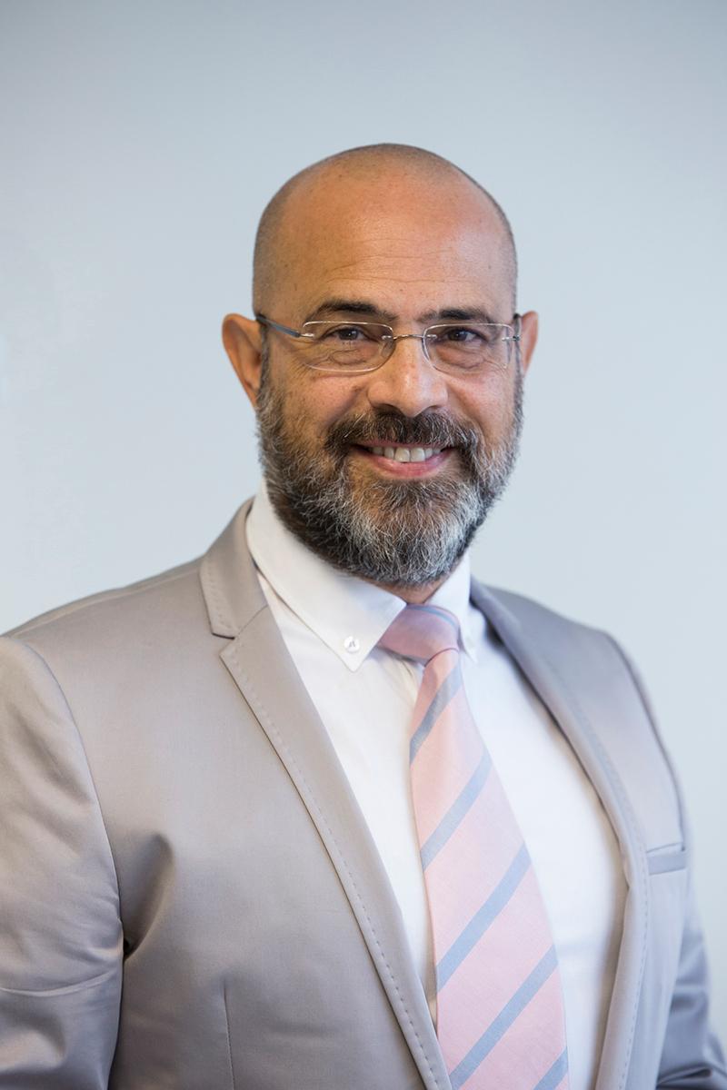 ESET Türkiye CEO'su Alain Soria