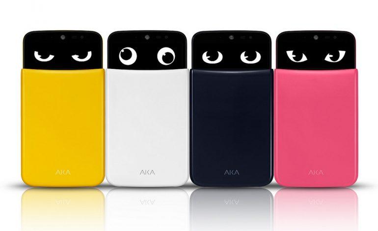 LG'den ilginç bir akıllı telefon: LG AKA