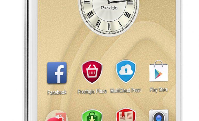 Prestigio'dan KitKatlı yeni MultiPhone 5507 DUO