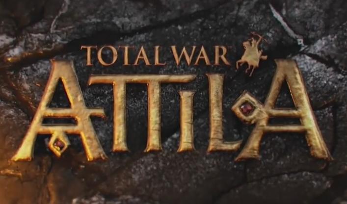 Video: Yeni Total War oyunu Total War: ATTILA Hun İmparatoru'nu konu alıyor!
