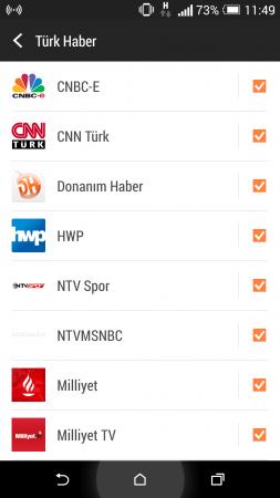 HWP ile beraber Blinkfeed üzerinden okuyabileceğiniz bazı içerik üreticileri
