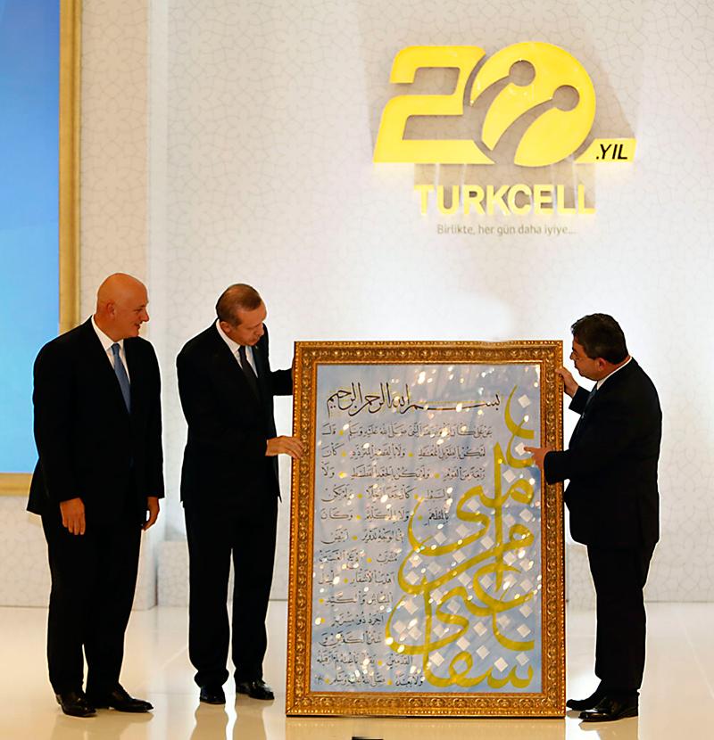 Turkcell 20. yıl Resepsiyonu Ankara 11.11.2014