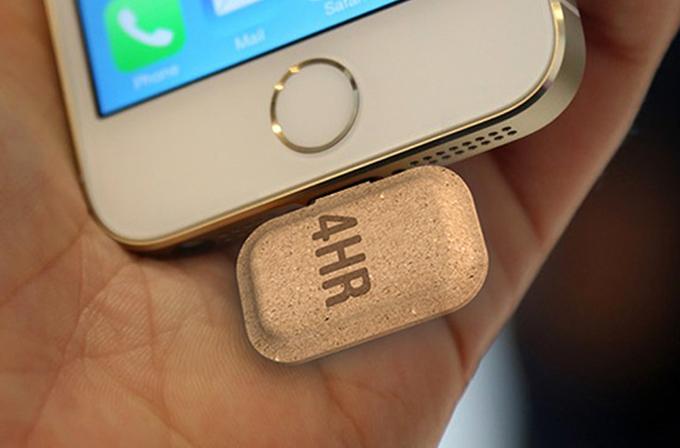 Dünyanın en küçük ve kullanışlı portatif şarj aletleri