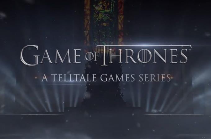 Galeri: Game of Thrones oyunundan ilk görseller sızdı