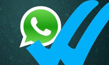 WhatsApp'ın mavi tik'ini isterseniz kapatabilirsiniz