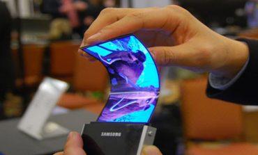 Samsung 2015'e katlanabilir ekranlarla girebilir