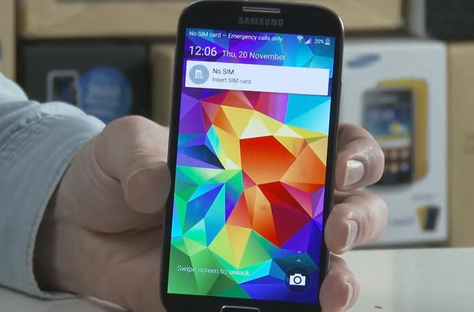 Video: Samsung Galaxy S4'te Android Lollilpop nasıl gözükür?