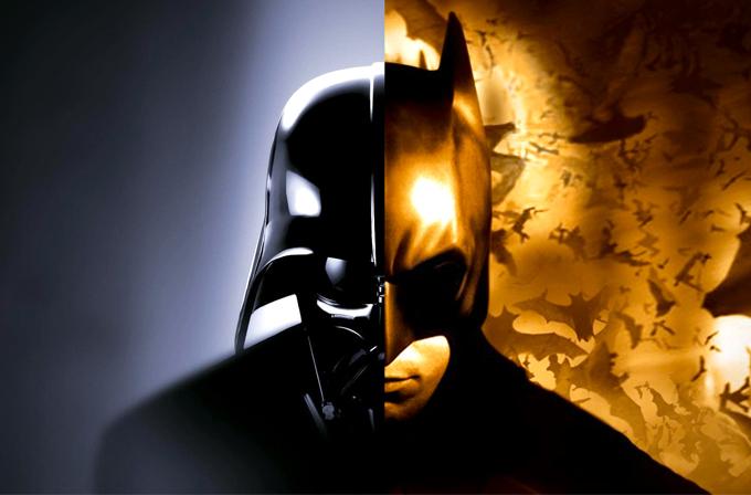 Video: Batman vs. Darth Vader, sizce kim alır?