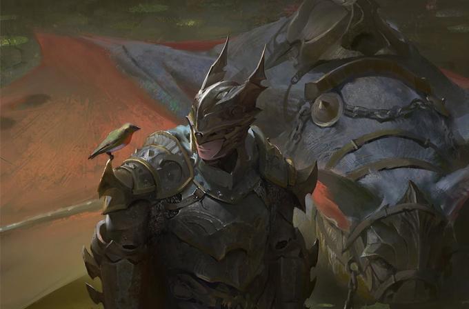 Galeri: Brainstorm'dan farklı Batman konseptleri