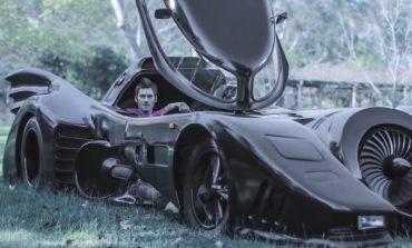 Video: Kendi yaptığı Batmobil için milyon dolarları reddetti
