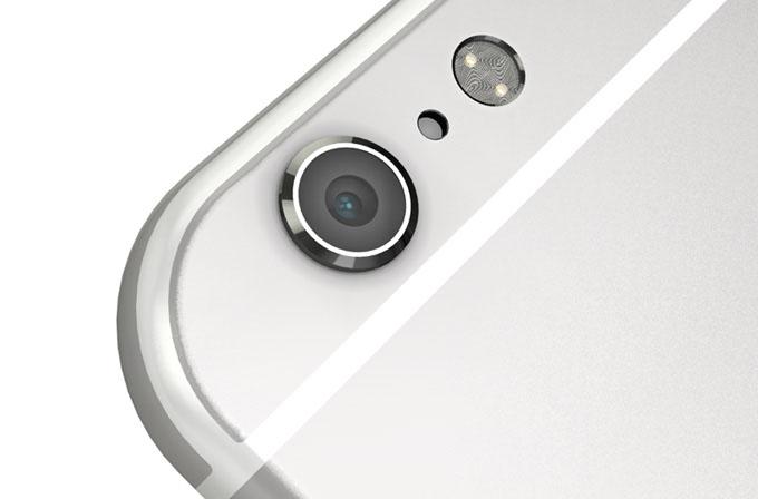 iPhone 6s de 8 MP kamera ile bizleri karşılayacak