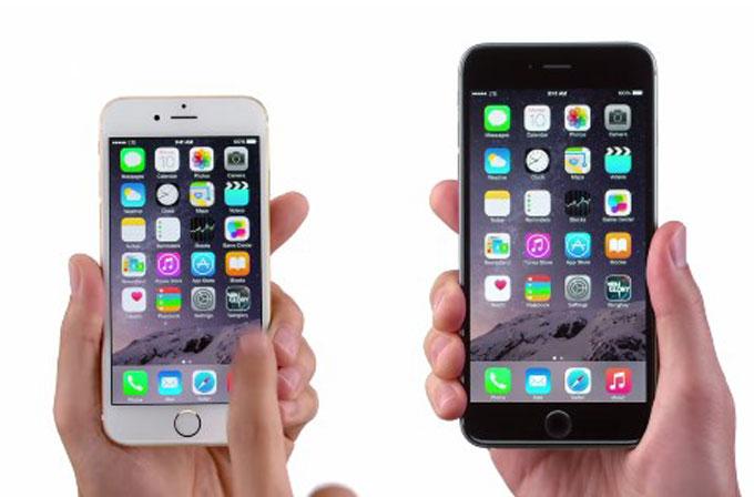 Apple'dan iki yeni iPhone 6 reklamı
