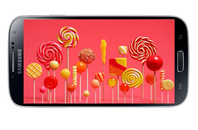 Samsung Galaxy S4'e Android 5.0 Lollipop ne zaman gelecek?