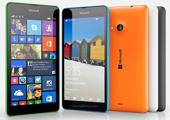 Microsoft Lumia 535'in Avrupa ön sipariş fiyatı belli oldu