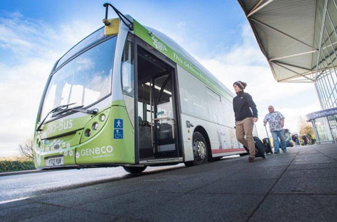İngiltere'de b*kla çalışan otobüs yaptılar