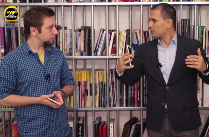 Galaxy Note 4'ü Samsung Ürün Müdürü Tolga Erdem ile konuştuk