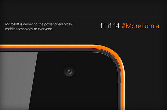 Microsoft'un ilk Lumia telefonu önümüzdeki salı günü geliyor