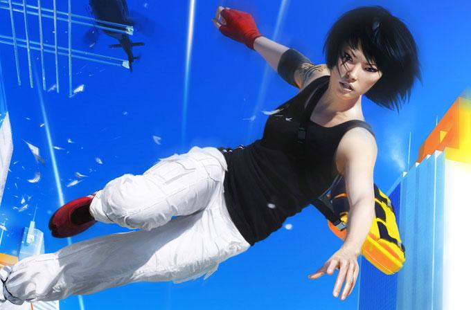 Mirror's Edge'e yeni dünya hız rekoru