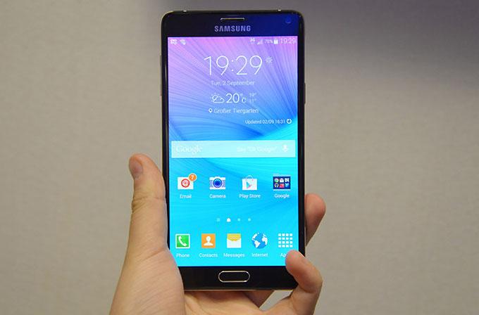 Galaxy Note 4'ün özelliklerini Galaxy Note 2'de kullanın!