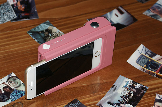 Yeni neslin Polaroid'i: Prynt