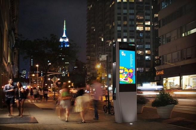 New York City'e 10 bin ücretsiz Wi-Fi noktası geliyor