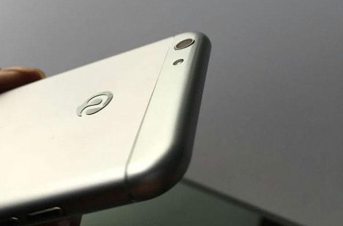 Android işletim sistemli iPhone 6 mı? Tabii ki Çin'den geliyor..