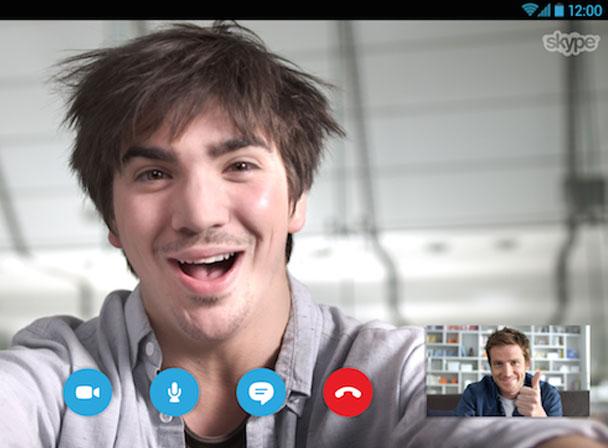 Artık Android telefonunuzla Skype görüşmesi sırasında istediğinizi yapabilirsiniz