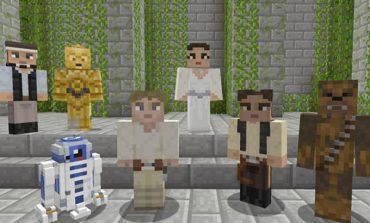 Minecraft'ta Star Wars rüzgarı esiyor