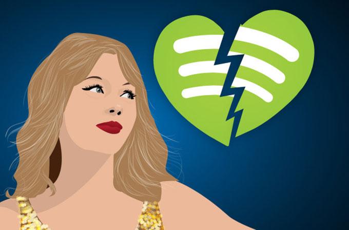 Spotify – Taylor Swift savaşında son durum