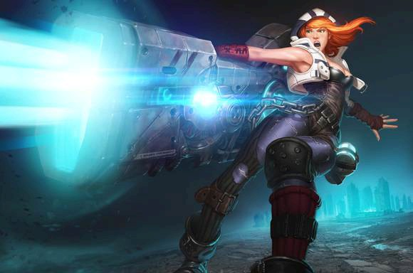 Shards of War: Bigpoint yeni Sentinel Zel'i gururla sunar