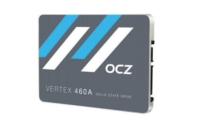 OCZ, Toshiba A19 NAND tabanlı Vertex 460A SSD serisini duyurdu