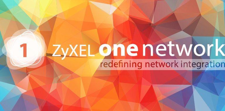 Merkezi ve kolay yönetilebilen ağlar için en iyi tercih: ZyXEL One Network