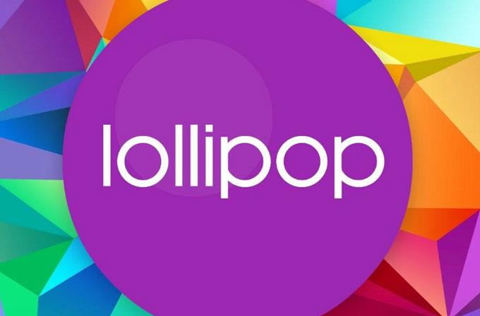 Avrupa'da Galaxy S5'e Android 5.0 Lollipop güncellemesi sunuluyor