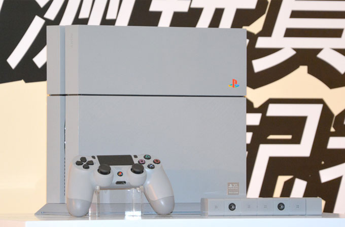 Playstation 20. yılını özel bir PS4 ile kutluyor!