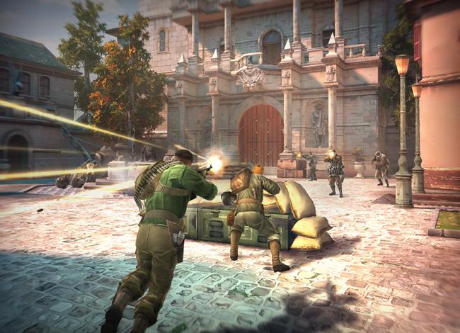 Brothers In Arms 3'a İlk Bakış ve Ekran Görüntüleri