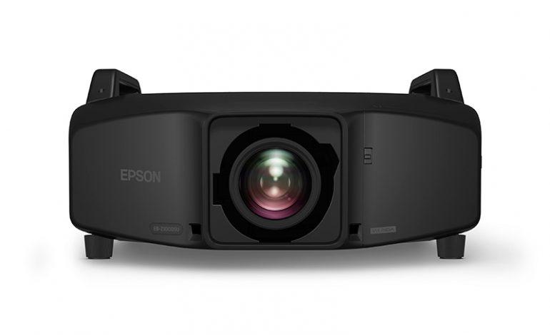 Epson'dan büyük tesislere özel projektör: Eb-Z10005u
